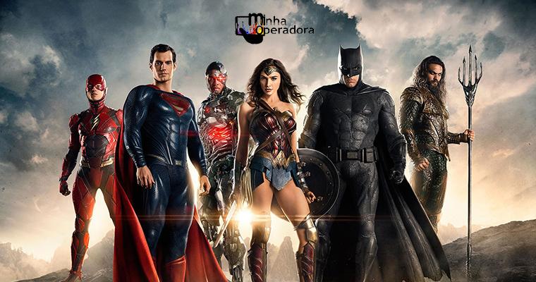 NET faz parceria com Warner Bros para adicionar filmes em 4K no NOW