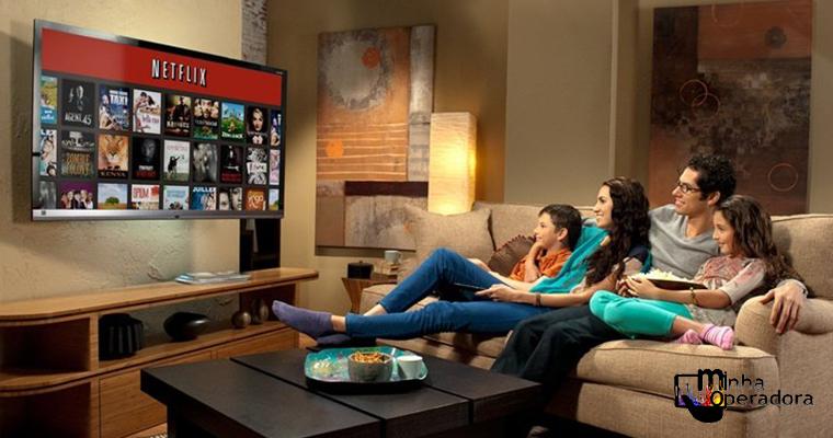 Netflix ultrapassa NET e SKY e se torna maior TV por assinatura