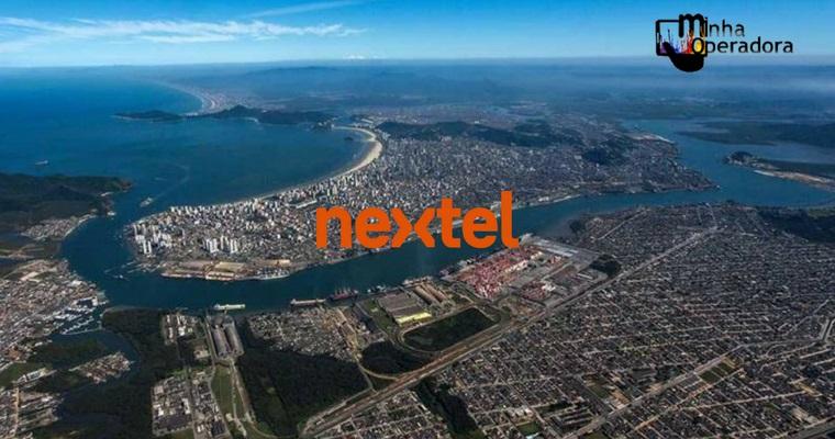 Nextel leva 4G à Baixada Santista, para 1,5 milhão de clientes