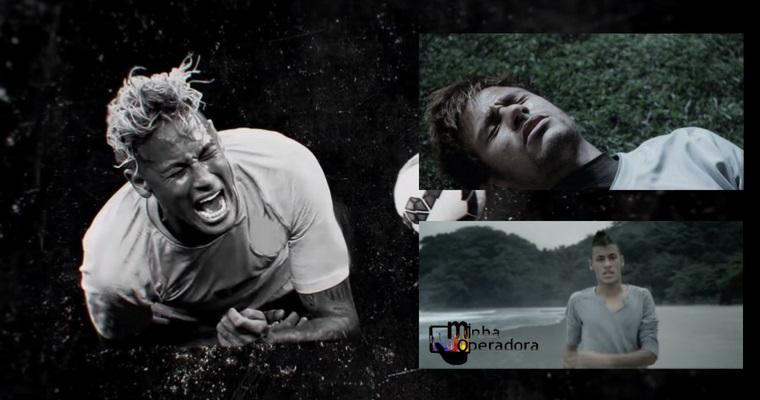 Comercial pós-Copa com Neymar faz lembrar vídeos com Claro e Nextel