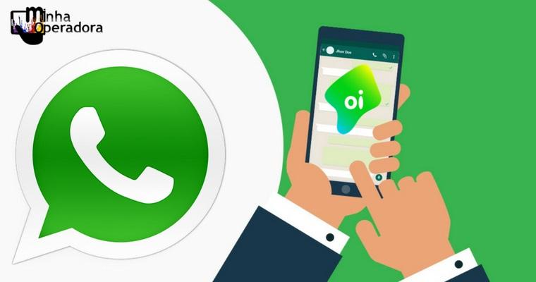 Clientes da Oi já podem falar com a operadora pelo WhatsApp