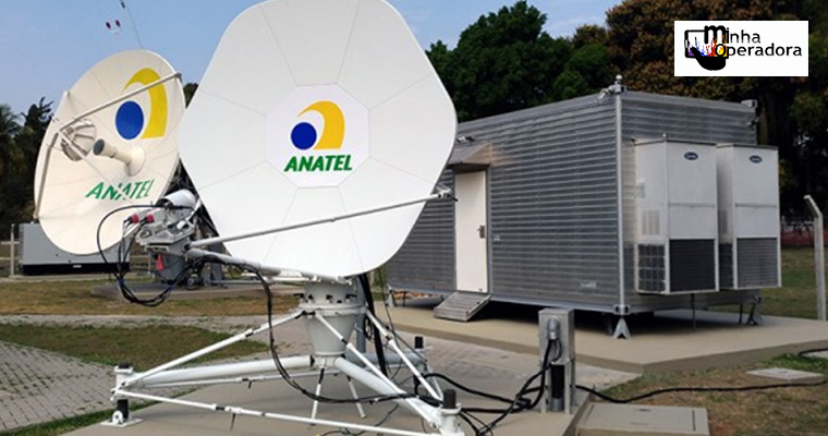Operam no Brasil 17 satélites brasileiros e 37 estrangeiros