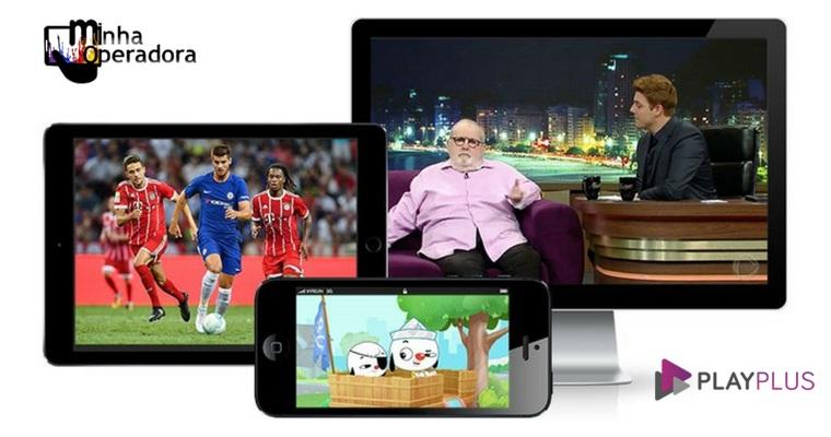 Downloads do PlayPlus, da Record, chegam a 100 mil em cinco dias