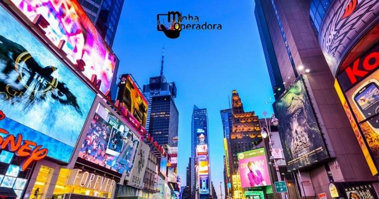 SKY levará quatro clientes e acompanhantes para Nova Iorque