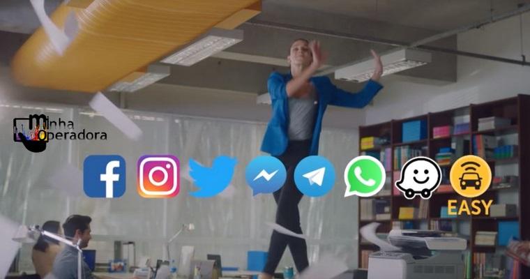 TIM libera redes sociais ilimitadas em pós-pago de 7GB
