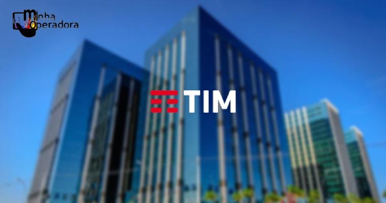 TIM anuncia evolução organizacional e saída de COO