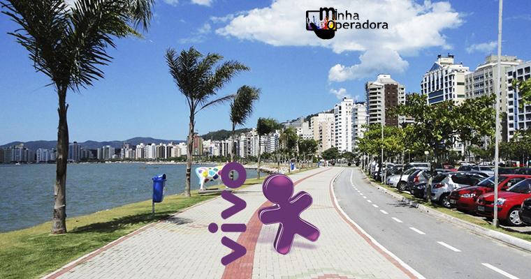 Vivo ativa 4G na faixa de 700MHz em duas cidades de Santa Catarina