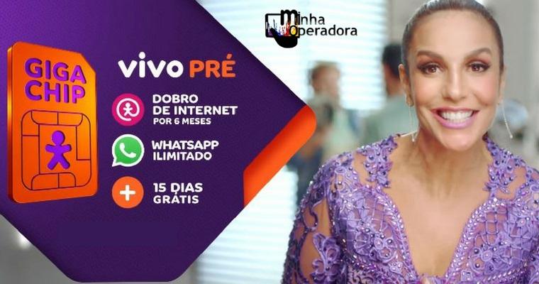Vivo Turbo renova oferta, agora com internet em dobro por 6 meses