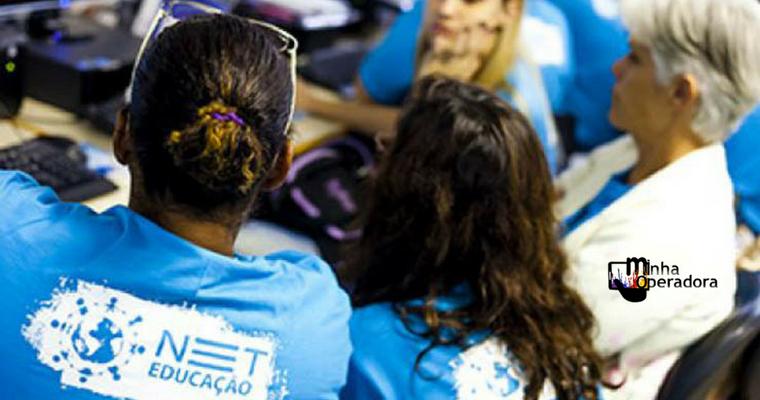 NET, Claro e Embratel levam projeto de educação digital à Rondônia