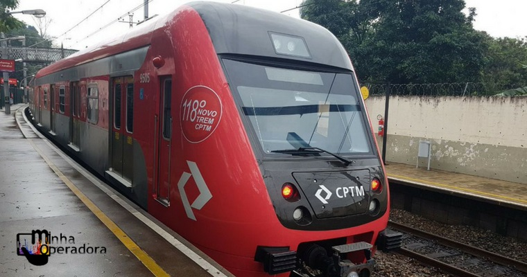 Estações de trem recebem Wi-Fi gratuito em São Paulo