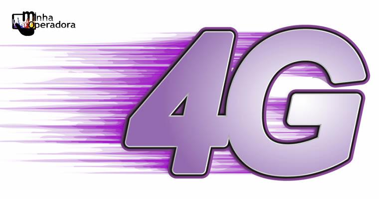 4G/LTE cresceu 43% em um ano