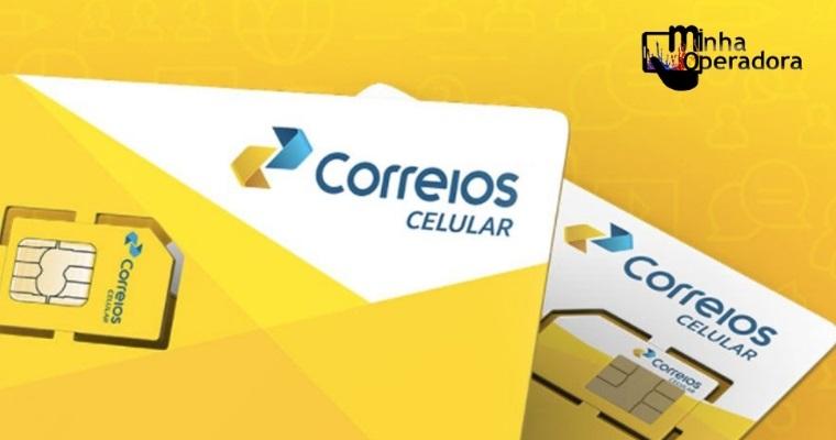 Correios Celular chega em Fortaleza nesta sexta