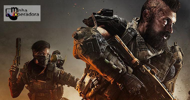 Lojas Vivo oferecem experimentação do game Call of Duty