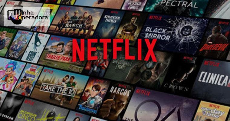Netflix possui 18% dos clientes de streaming do país