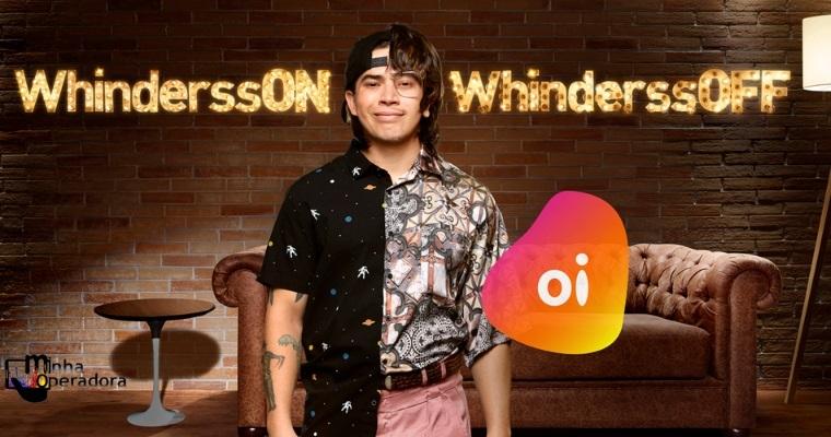 Oi aposta em novos vídeos de comédia com Whindersson Nunes
