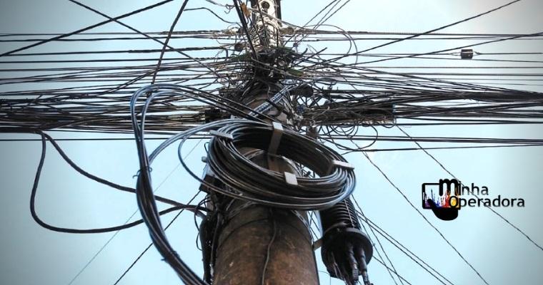 Nove milhões de postes estão hoje em situação crítica nas ruas