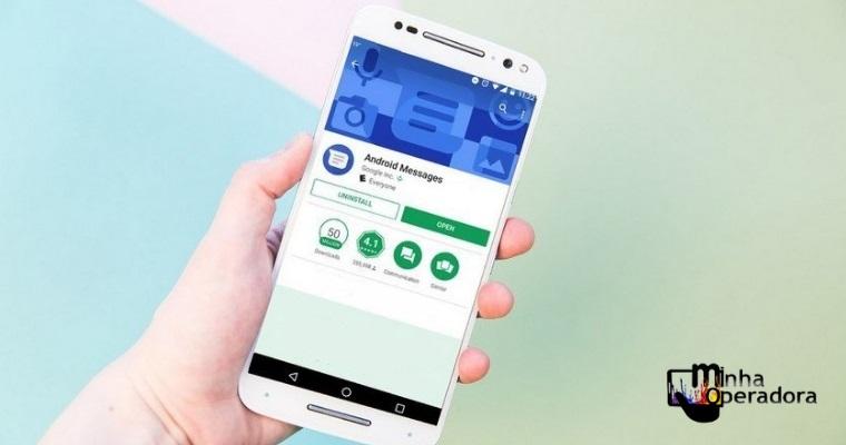 Samsung se une ao Google para lançar 'novo SMS'