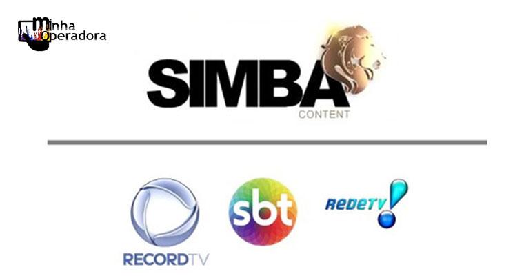 Simba oferece primeiro canal pago às operadoras