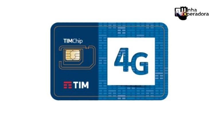 Clientes da TIM podem trocar chip 3G por 4G gratuitamente neste mês