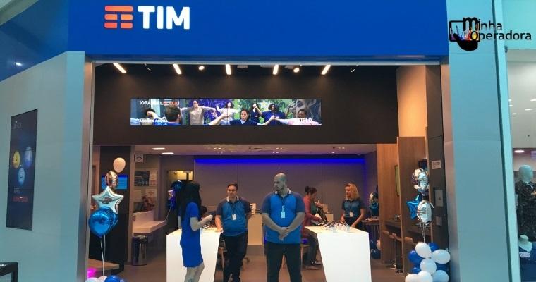 TIM lança primeira loja digital e interativa na cidade de Mauá