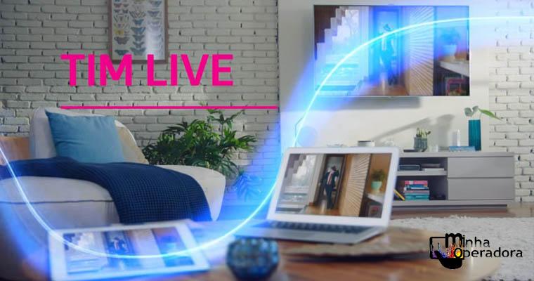 TIM Live chega a mais uma capital brasileira