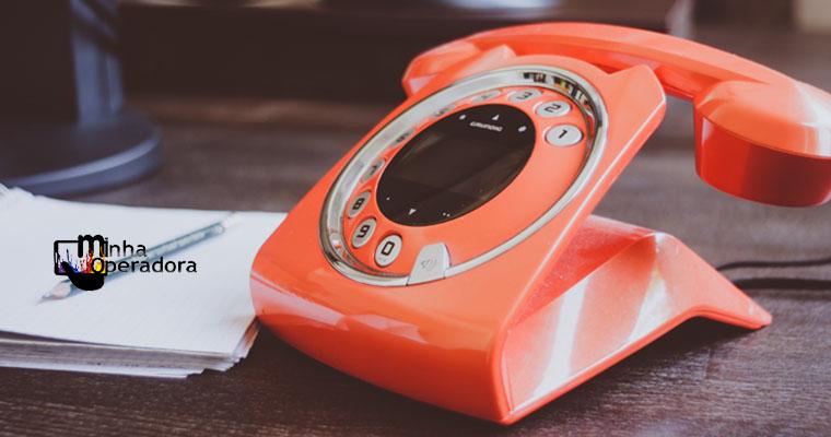 Telefonia fixa perdeu mais de 1,2 milhão de linhas em um ano
