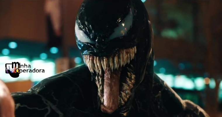 Vivo Play lança promoção com a Sony para lançamento do filme Venom