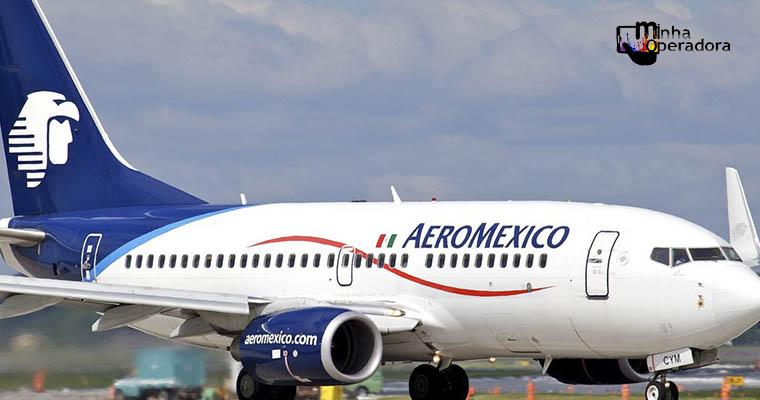 Viasat fornecerá sistema de internet à bordo para Aeromexico
