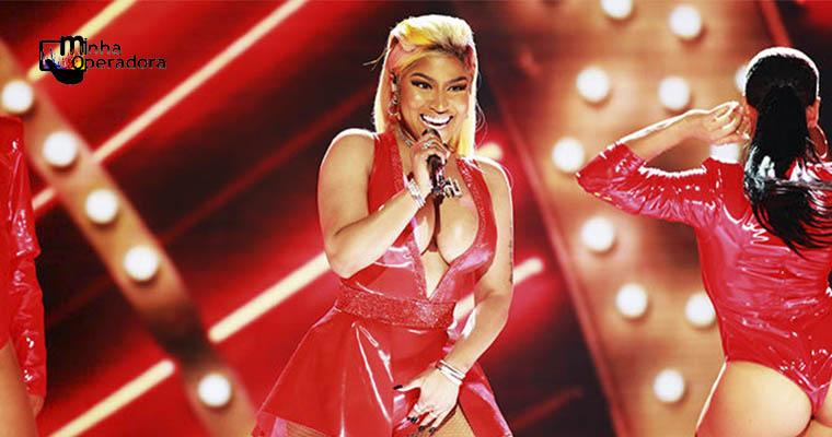 Fãs devem gastar 2.000 pontos do Vivo Valoriza para ver Nicki Minaj