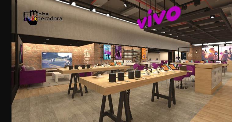 Vivo inaugura loja no Rio com conceito inovador e coworking