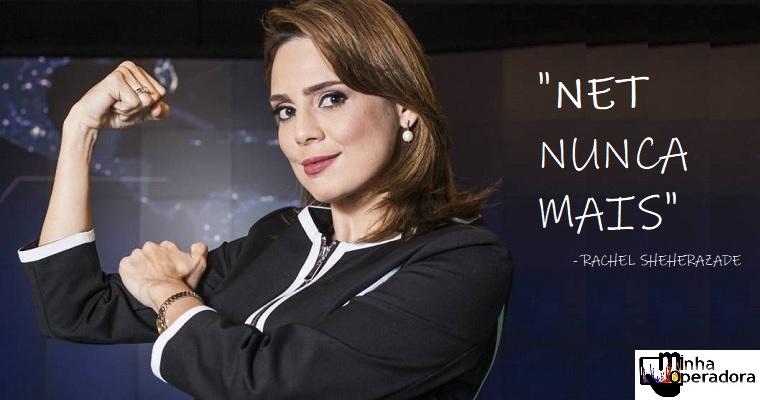 Âncora do SBT Brasil detona NET no Instagram: 'nunca mais'