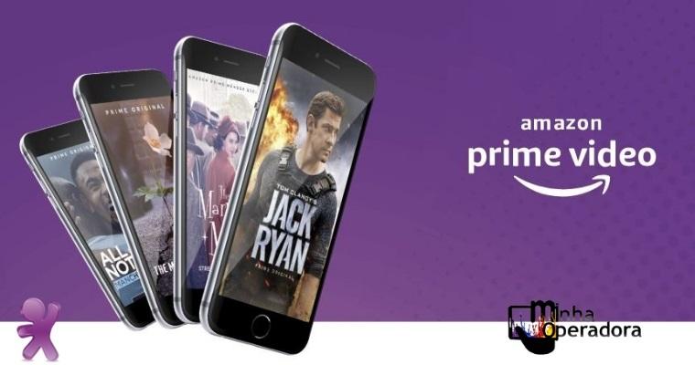 Vivo oferece Amazon Prime Video de graça em nova parceria