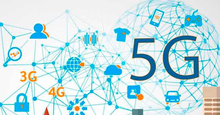 5G deve chegar ao Brasil apenas em 2021