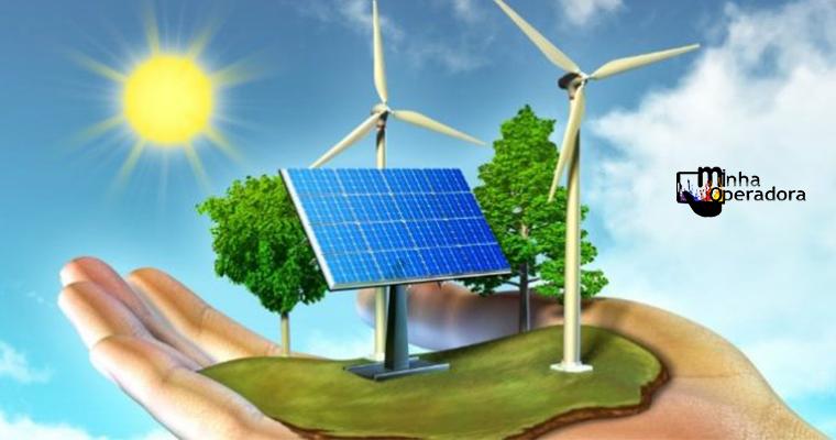 Energia consumida pela Vivo será 100% renovável ainda neste ano