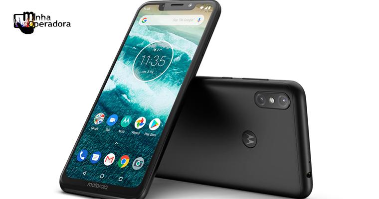 Motorola One chega às lojas físicas e online da Vivo