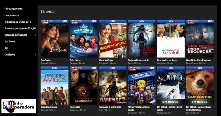 NET libera Replay TV em novas cidades e adiciona canais no NOW