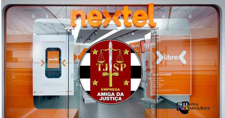 """Nextel é certificada como """"Empresa Amiga da Justiça"""""""
