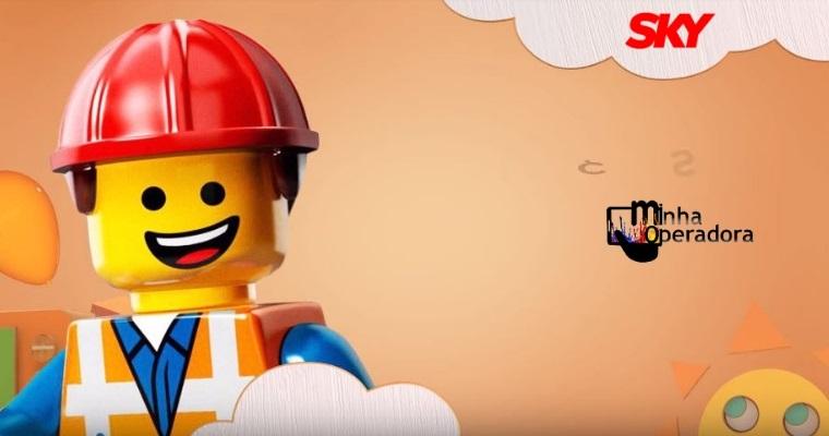 SKY libera canais infantis para clientes em promoção 'Mês Animado'