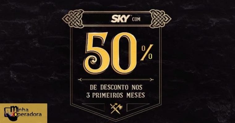SKY lança campanha sobre SKY Play e anuncia preços novos em outubro