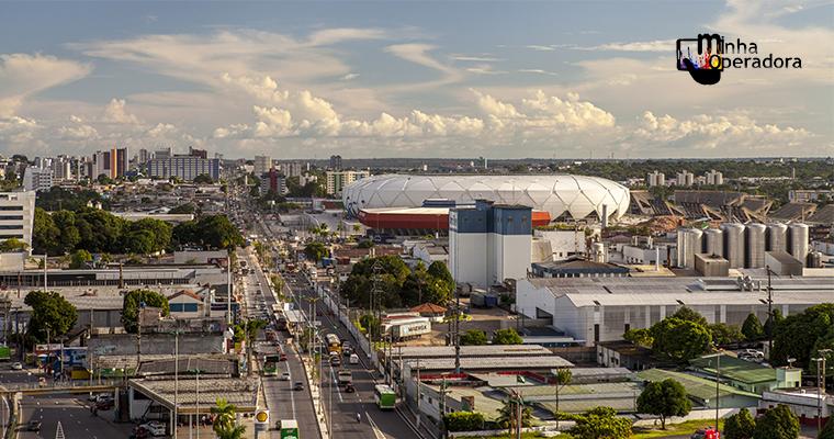 TIM Live Ultrafibra chega a Manaus