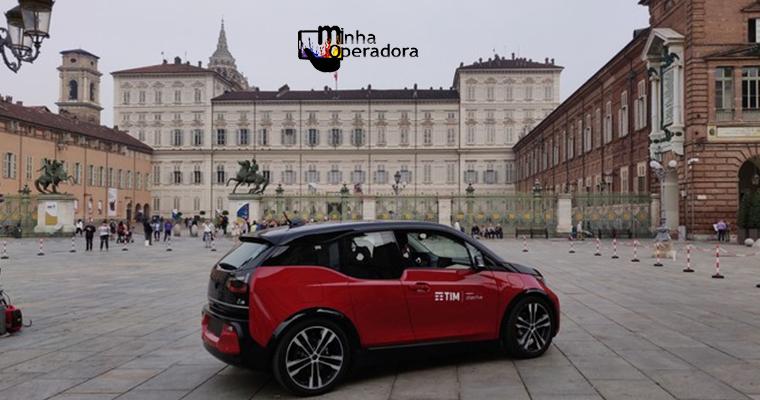 """TIM oferece """"teste drive"""" do 5G para moradores de cidade italiana"""