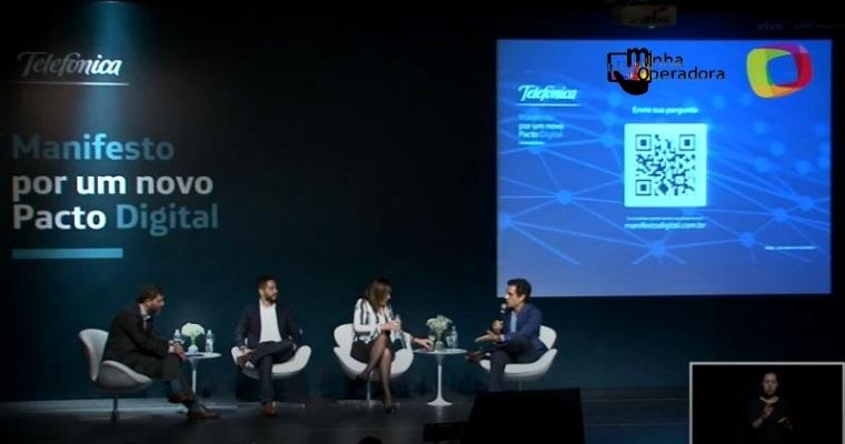 Vivo realiza debate sobre dados e tecnologia; assista ao vivo