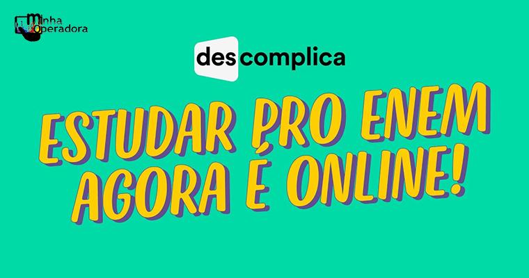 Vivo oferece app 'Descomplica Enem'