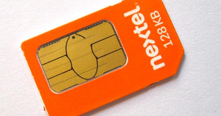 Nextel adota sistema de entrega expressa de chips