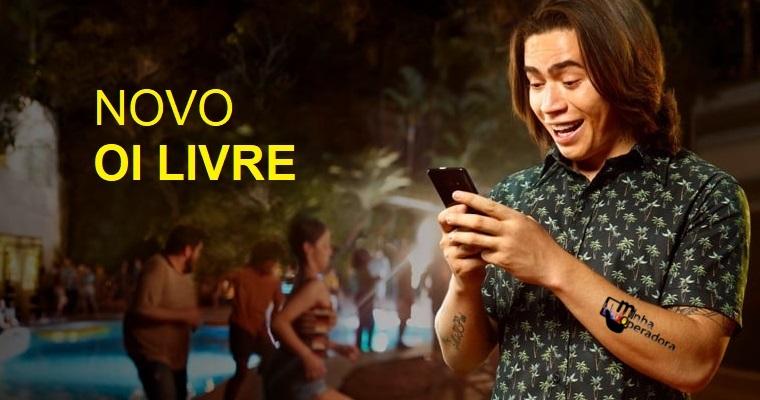 Novo Oi Livre oferece 4GB de internet por R$ 30 mensais
