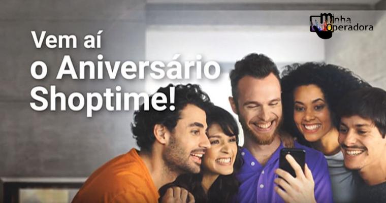 Shoptime comemora 23 anos na TV e chega em HD na SKY