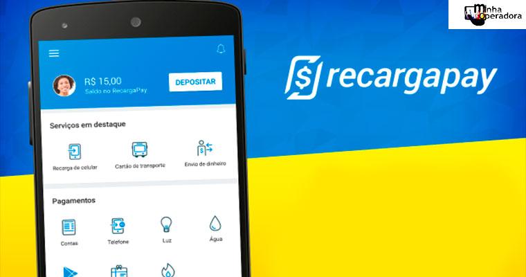Cliente Santander ganha 15% de desconto no RecargaPay