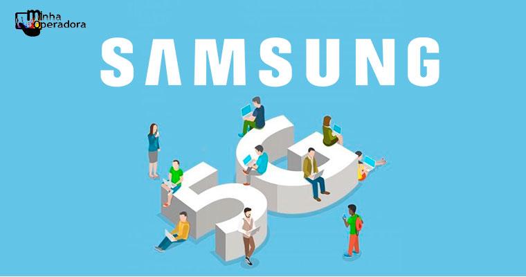 Samsung investirá US$ 22 bilhões em 5G e IA