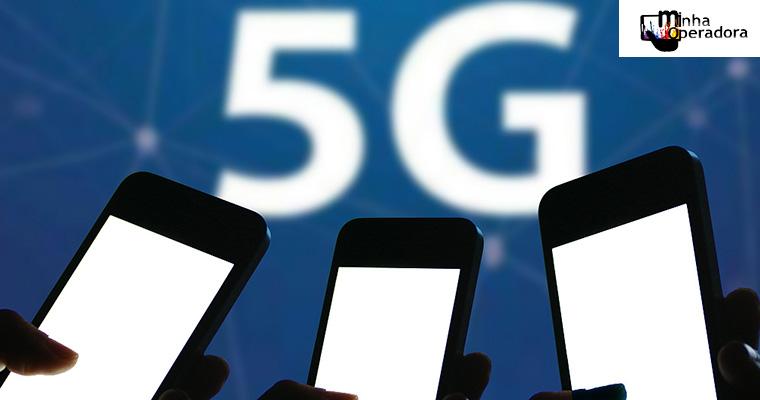 Mais de 40% da população terá cobertura 5G até o fim de 2024