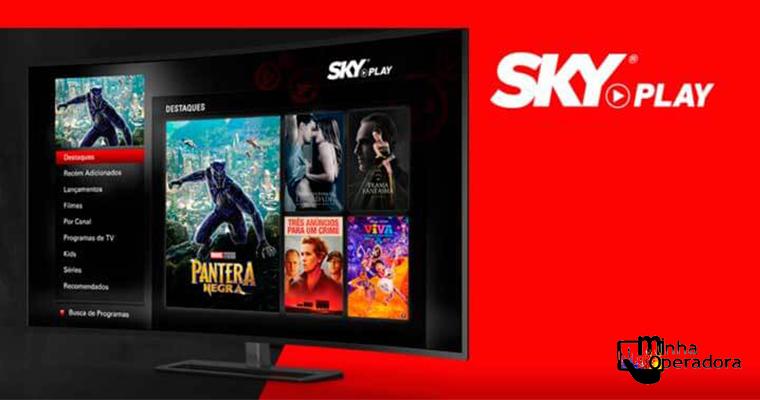 Black Week: SKY oferece 50% de desconto em filmes SKY Play